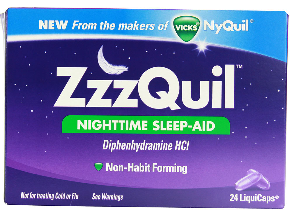 A ZzzQuil EpiphanyThree nights ago I couldn't go to sleep so I took the advice of a friend and downed some ZzzQuil.…View Post