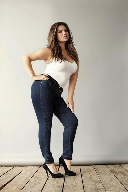 Tara lynn plus size model nude