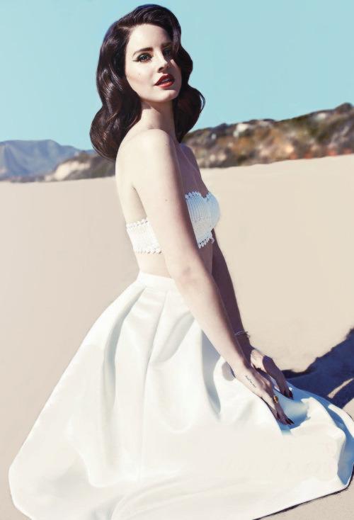 lanadelgifs:  Lana Del Rey for Fashion Magazine Summer Issue.
