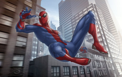 The Amazing Spider-man by *PatrickBrown