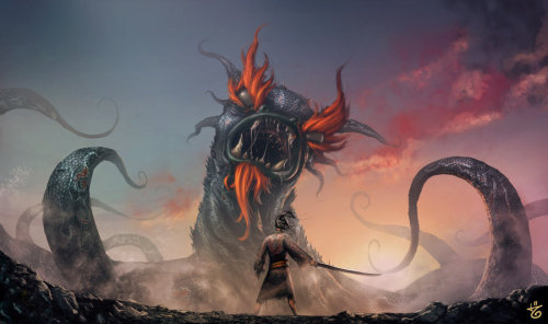 somemo:  The Return of Samurai Jack by ~ijul  Epic Battle !