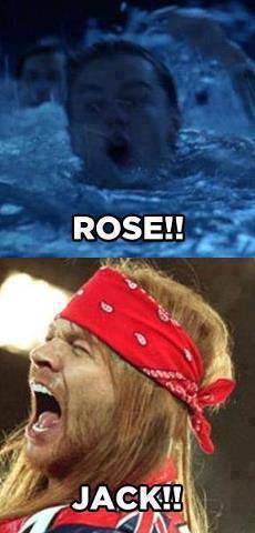 imagenes chistosas lol axel rose leonardo dicaprio