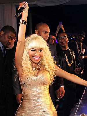 """Sometimes you are afraid of being too famous.""  - Nicki Minaj, on the judgmental culture in hip-hop, to The Hollywood Reporter"