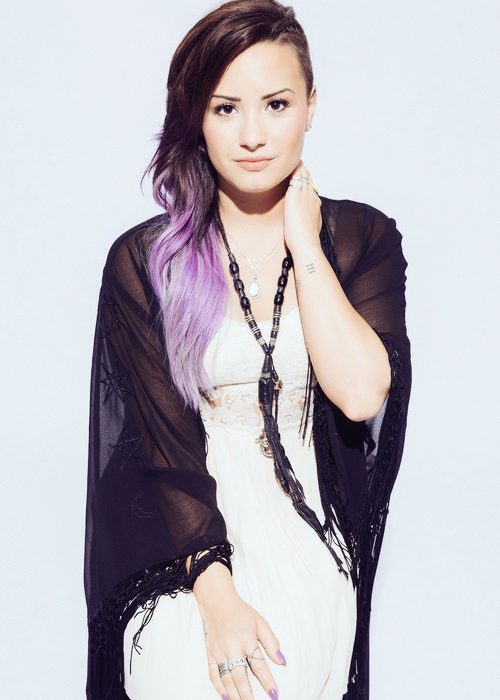 Demi lovato hair tumblr