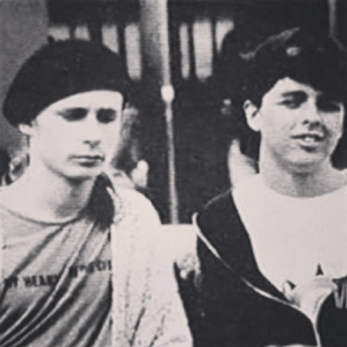 @mike_dosxx: Skipping class! #greenday #youngpunks #daydream