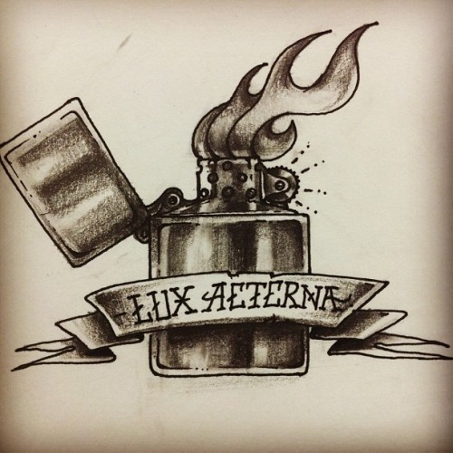 #tattoo#ink#drawing#zippo#lighter#leloslovesyou#art#artist#fire#light