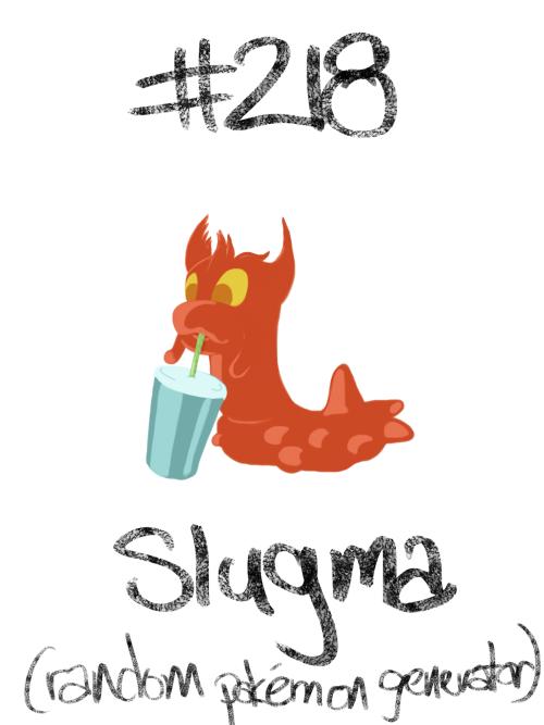 218 Slugma