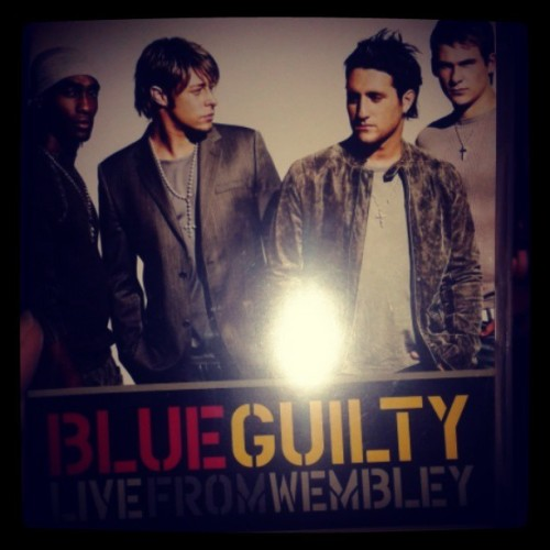 Let's bring back all the memories…#Blue, #Guilty, #dvd, #memories, #boyband