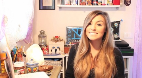 girlwierdness:  Marzia Bisognin she's so cute :3