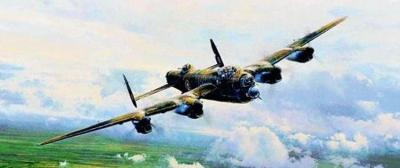 DID YOU KNOW? On this very day in 1941, the Avro Lancaster (the heavy World War II bomber for the Royal Air Force) partook in its first flight!