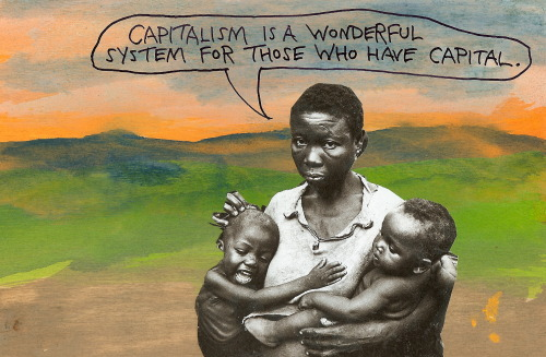 stoicmike:  Capitalism is a wonderful system for those who have capital. - Michael Lipsey