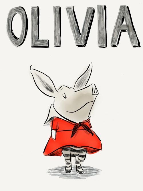 Olivia Ian Falconer Children& 039;s Books