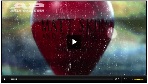 "Lyric Video Premiere: Matt Skiba And The Sekrets, ""Haven't You?"""