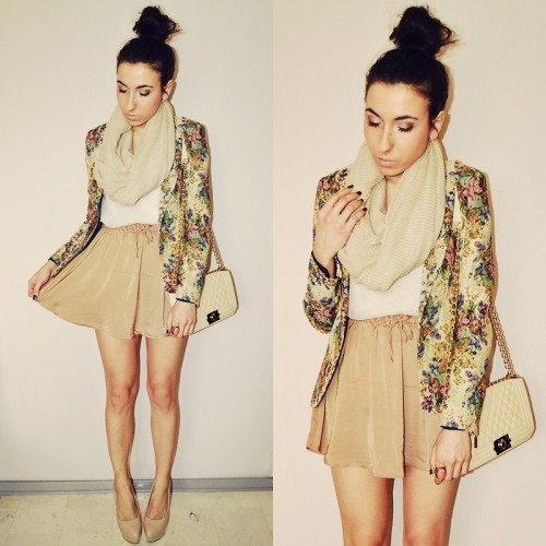 lookbookdotnu:  Floral (by Pam S)