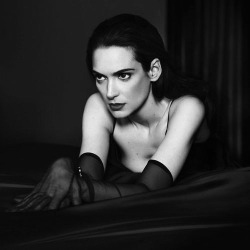 Winona Ryder for Interview Magazine