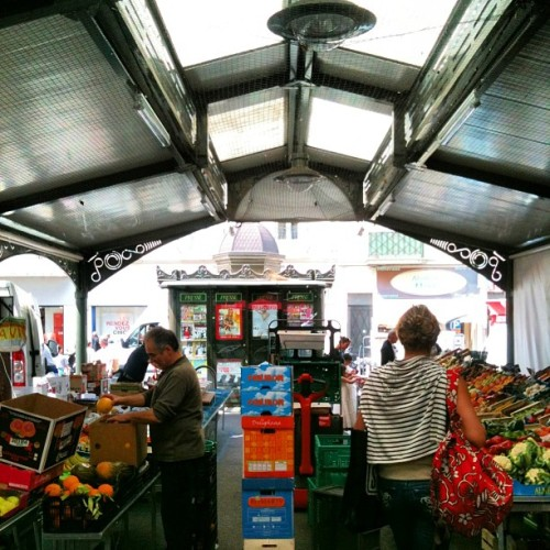 #france #cannes MARKET IN CANNES