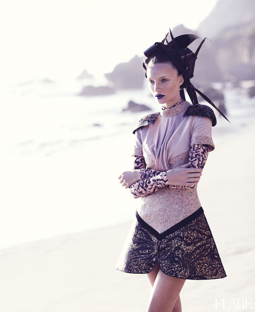 Big Japanese Wave - March 2013 / Fashion Director: Elizabeth Cabral / Photographer: Chris Nicholls A look at the best beauty moments on the red carpet.