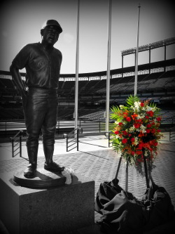 ravensbass1189:  January 19: Earl Weaver, the Earl of Baltimore. August 14, 1930-January 19, 2013. I hope he's up in heaven giving St. Peter a mouthful.  ]]>