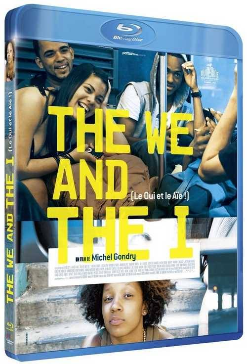 "Yes Michel Gondry seems French, yes this BR Cover is in French but the film is in English and it is a certifiable Gondry Hit! He makes the inside of a bus alternately jubilant and hard to watch all at once.  This is a terrific after school special for when you are too old for after school specials.. This is the end of the school day and the bus ride home in NYC for 2 hours, and, if you can take the harsh cruelty we all meted or endured (mostly alternately), caught unflinching in this brave fiction, the rewards are sublime.  You should know Gondry from ""Eternal Sunshine of the Spotless Mind"" at the least or perhaps ""The Science of Sleep"" and in so knowing know what to expect..tricks of scale, thought provoking imagery and a subtext left for you to figure it out. Bring your own spoon, but don't miss this one!"