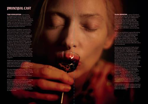 horseheaded-fleshwizard:  Only Lovers Left Alive Press Release