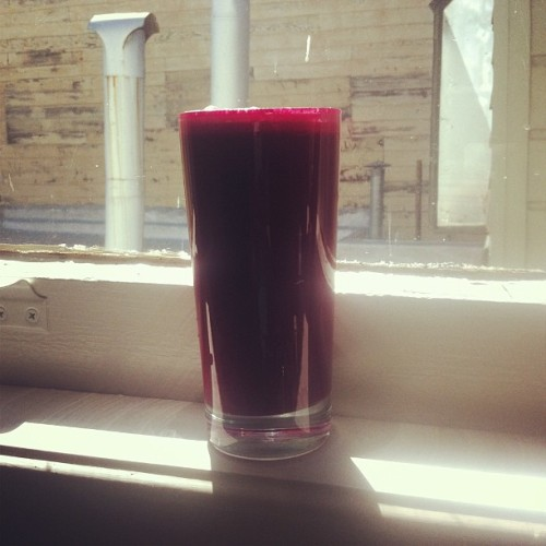 too much #beet juice #cleanse