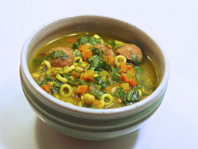 since it's cold, i made some soup by andy pucko on Flickr.
