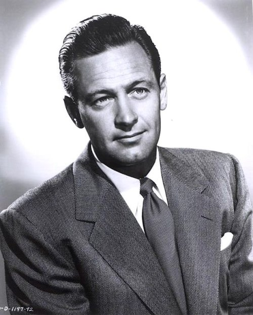 William Holden born William Franklin Beedle, Jr. on April 17, 1918