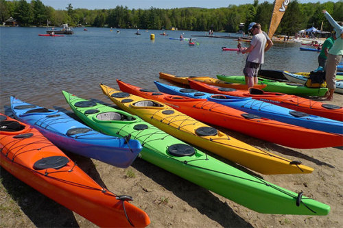 Photo of the Day: The 15th annual Paddlefest begins today in Old Forge, NY and runs through Sunday. Photo: Mike Ludovici, Lyons Falls