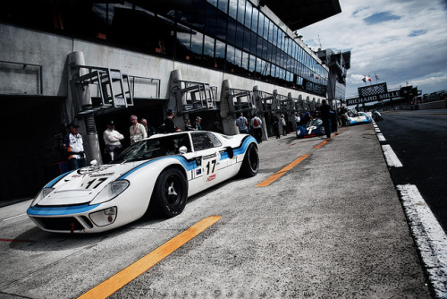 Ford GT40 1969 by Alexis Goure on Flickr.