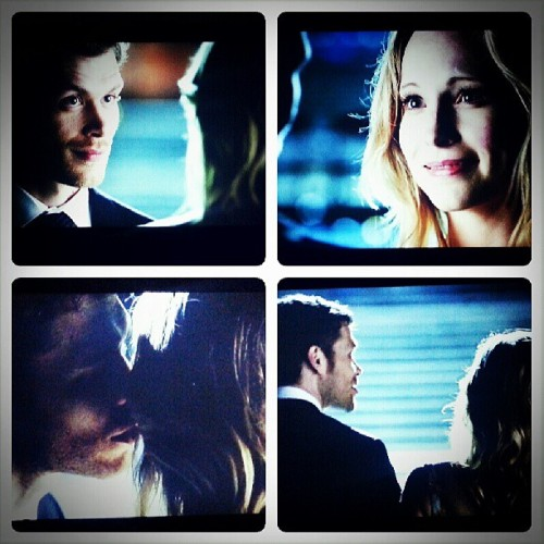 I intend to be your last… however long it takes ♥ #Klaroline