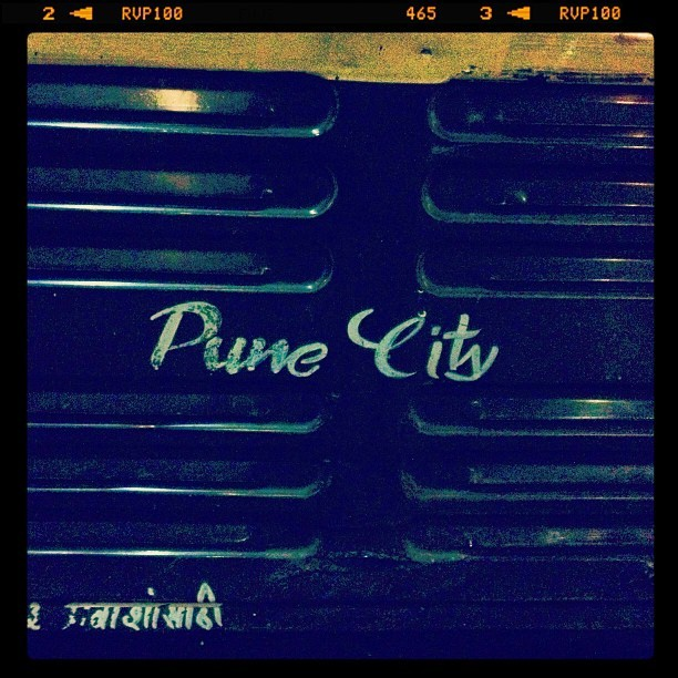 Welcome to… #india #pune