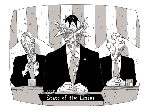 anujink:  State of the Union