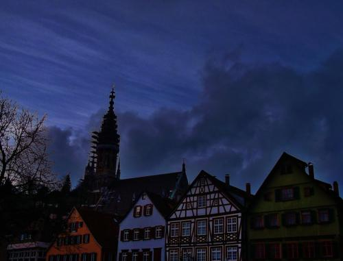"""You should call it: Esslingen by day""Photo: me"