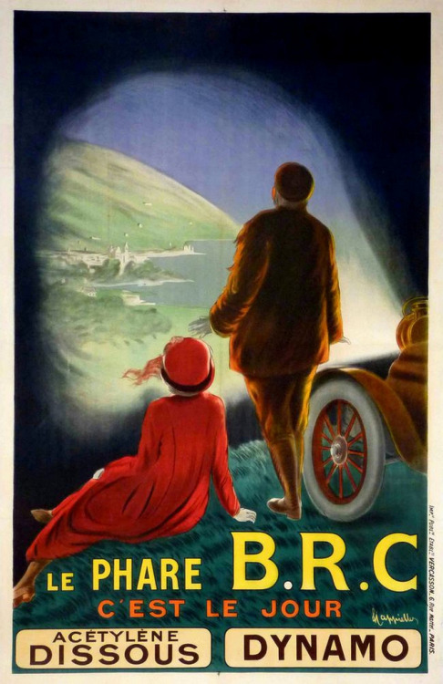 Belle époque auto ads (by april-mo)