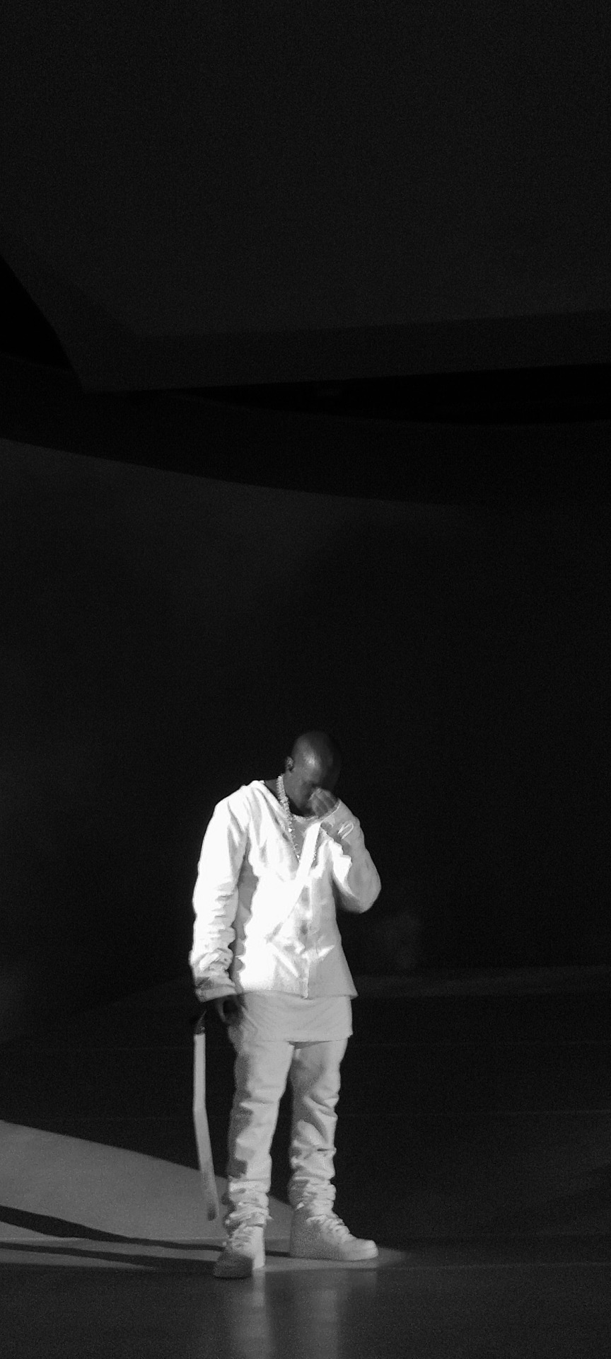 KanYe West at the Hammersmith Apollo (24/02/12)