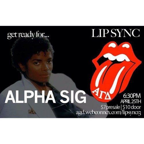 Org Sneak Peek Day 5… ALPHA SIGMA PHI 😉  2 Days till LIP SYNC…buy your tickets!  #AGDLIPSYNC_SF #alphagammadeltasfsu #alphagammadelta #agd #alphasigmaphi #sfsu #sfstate  (at San Francisco State University)