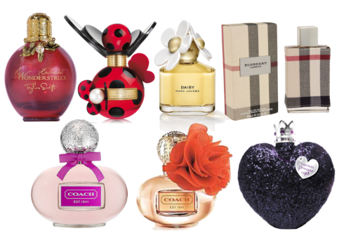 Eleanor inspired perfumes