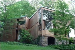 Louis I. Kahn - Fisher House, Pennsylvania (1960/67).