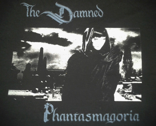 gothiccharmschool:  Good lord, $225 for a vintage The Damned t-shirt.
