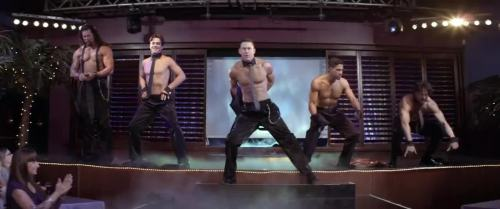 Movie: Magic Mike [2012] Directed By: Steven Soderbergh Movie Poster: Magic Mike Wrestler(s) captured: Kevin Nash (as Tarzan)