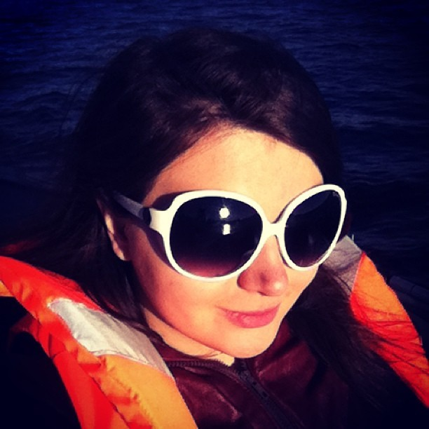 Boat trip on the Neva #neva #tpip #like #beauty #plussize #curvy #girl #size #piter #crazy