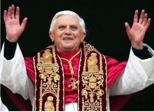 Well, this was unexpected: Pope Benedict XVI has announce he's going to resign on February 28… In other news, the Pope can resign?!? Click the pic to read more.