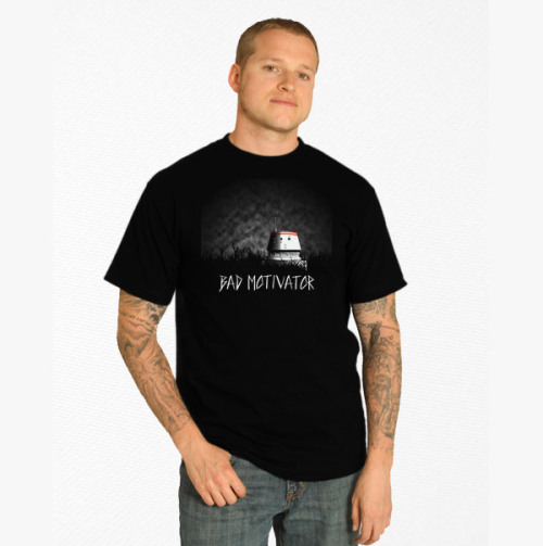 Bad Motivator — Star Wars J.J. Abrams T-Shirt Mashup AwesomenessPoor R5-D4, he blew up during his big screen debut decades ago. Fortunately his chance to return to…View Post
