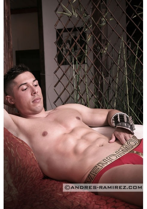 Photographer Andres Ramirez shoots another hottie for us to enjoy on the DNA blog. CHECK OUT THE IMAGES HERE: http://bit.ly/10mSnVb