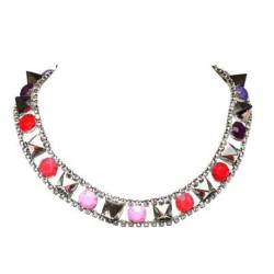 Our piece of the week is our Noble Savage Colour necklace