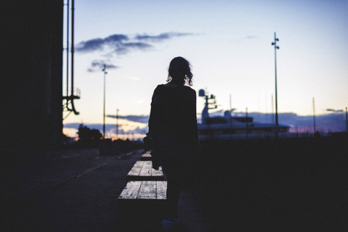 Nicole ft. Sunset // Auckland 2013 by zayyarwinthein on Flickr.