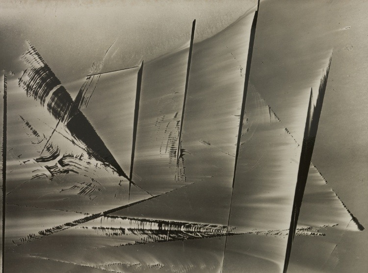 Marcel G. Lefrancq  Large Net to Capture the Wind 1948