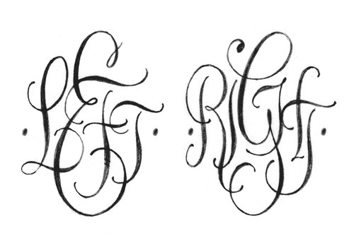 Typeverything.com - Left, Right by Matthew Tapia. (via FoT)