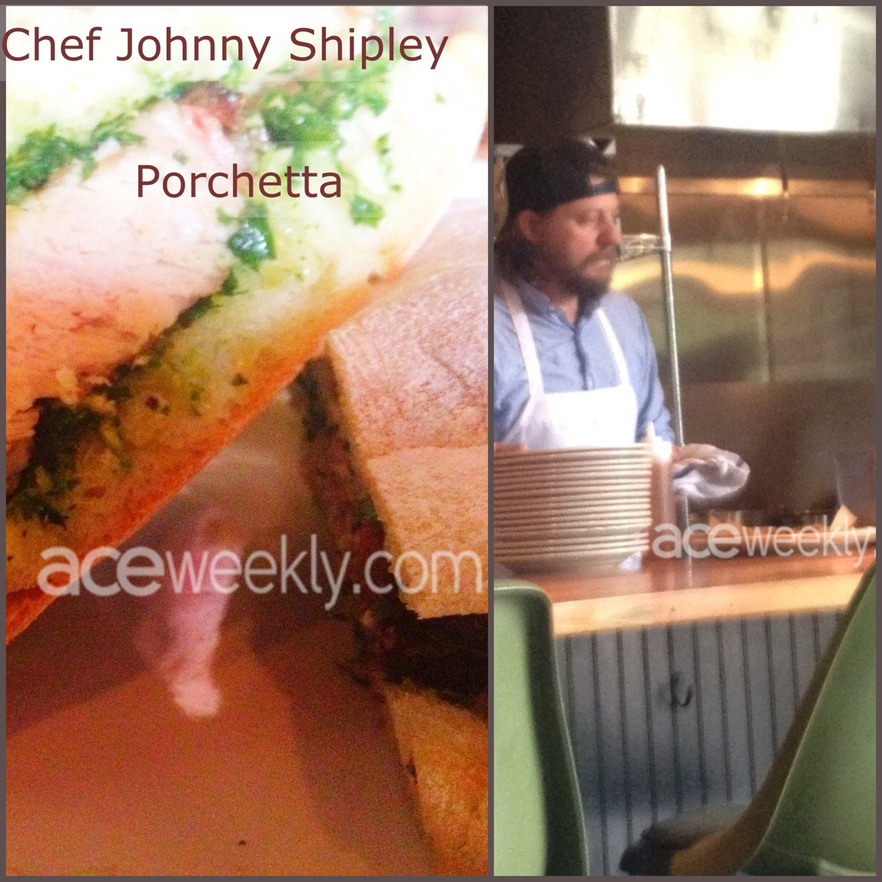 reviews at a later date when they're at full speed. Chef Johnny Shipley's Korean Pancake Pop Up was one of the best bites of food in #LexingtonKy in 2012. His Porchetta at County Club is one of the best bites of meat in this city in 2013.