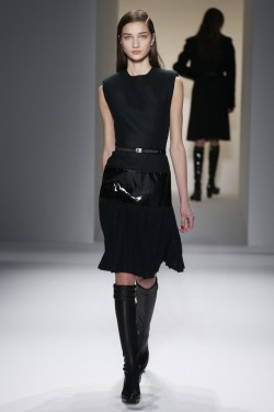 Calvin Klein Collection Fall 2013 - Image via WWD